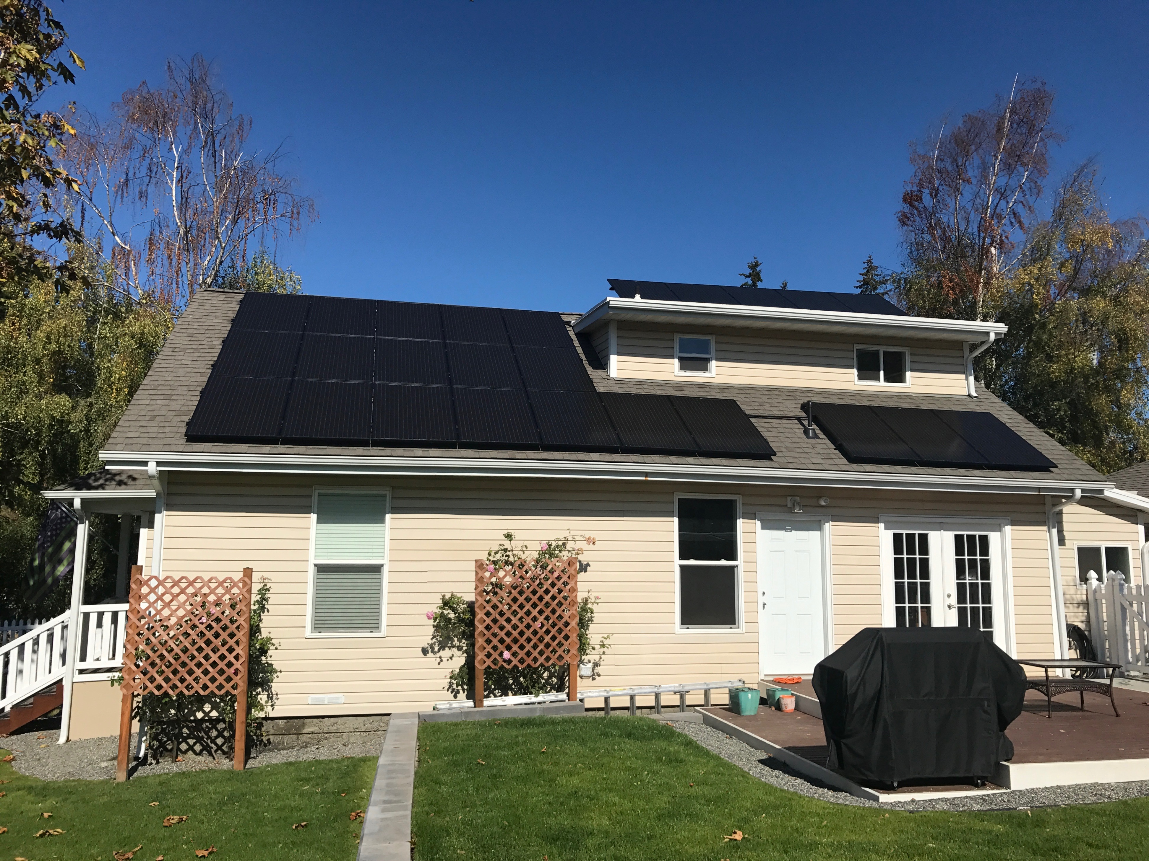 Roof Mounted Systems Sphere Solar Energy